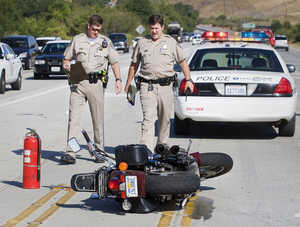 Fatal Motorcycle Accident in San Luis Obispo, California