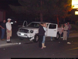 Kern County Fatal Truck v. Pedestrian Accident