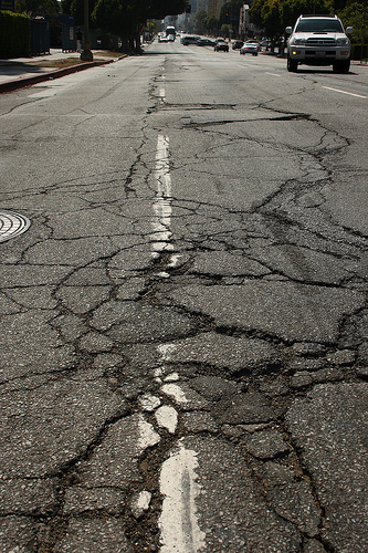Dangerous and Defective Roads Kill and Injure Many People Each Year