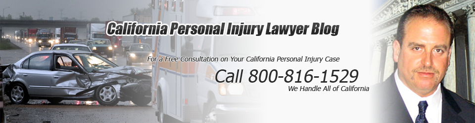 California Personal Injury Lawyer Blog